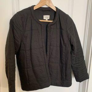 Aritzia linen jacket